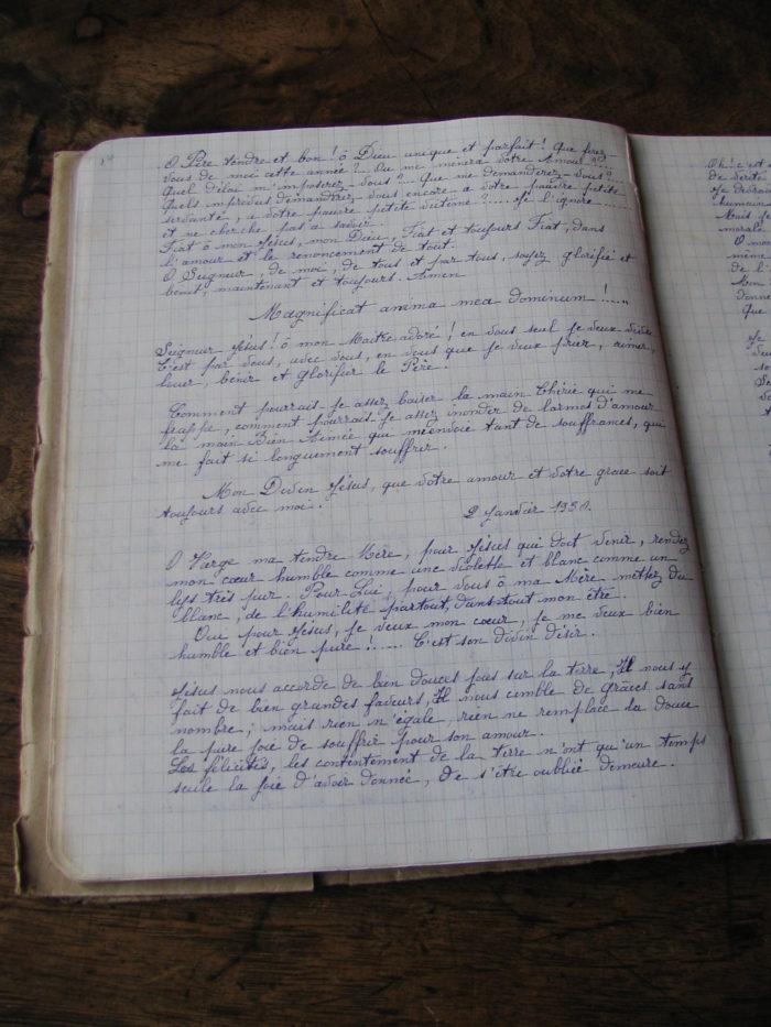 Pages du