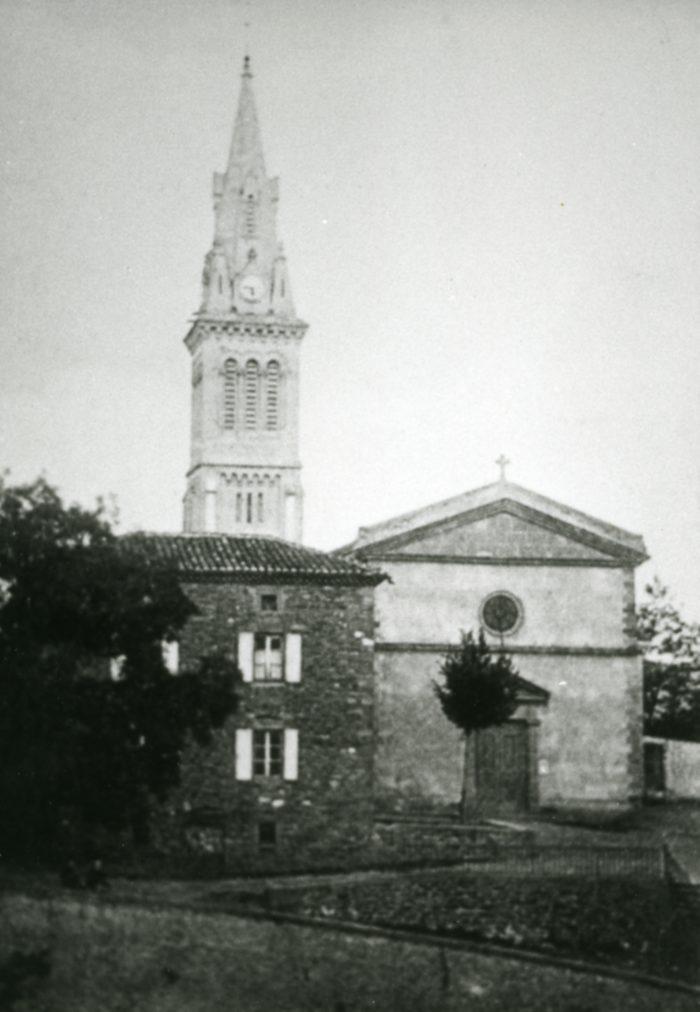 église de Châteauneuf-de-Galaure