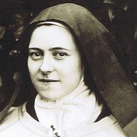 Apparition de Ste Thérèse