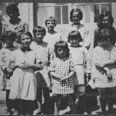 Ouverture de l'école à Châteauneuf