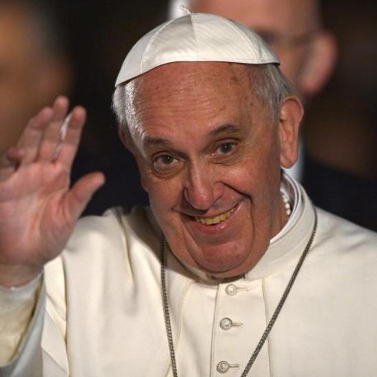Marthe Robin d�clar�e V�n�rable par le pape Fran�ois