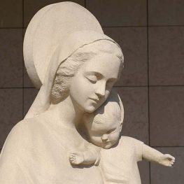 Prière de Marthe Robin : Ô Mère bien-aimée
