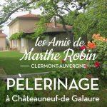 Pèlerinage à Châteauneuf de Galaure